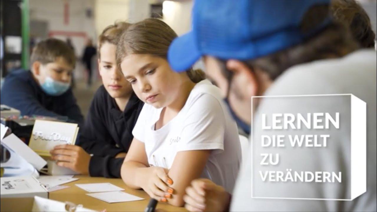 FREI DAY – Lernen die Welt zu verändern